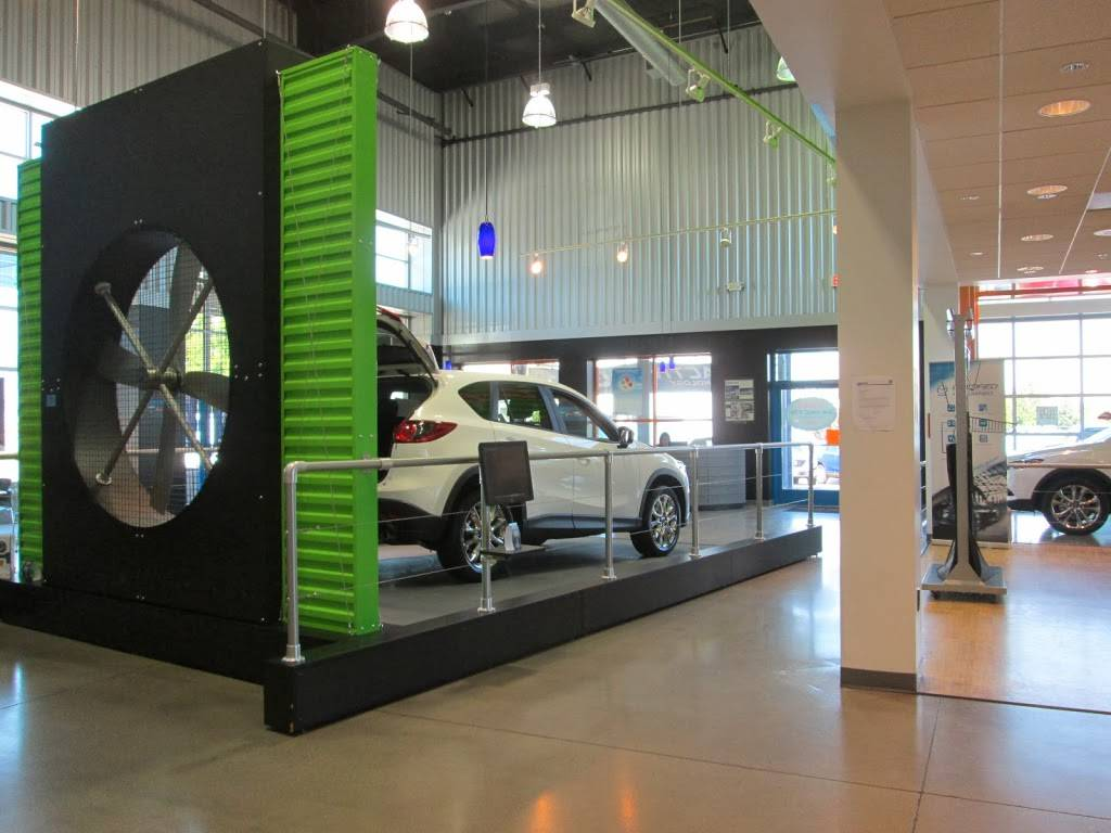 Alan Webb Mazda - car dealer  | Photo 5 of 9 | Address: 3716 NE 66th Ave, Vancouver, WA 98661, USA | Phone: (360) 334-3000