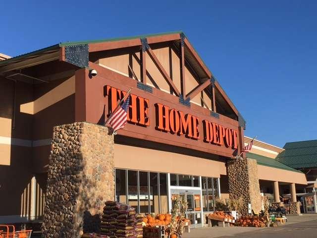 The Home Depot 1014 El Rancho Rd Evergreen Co 80439 Usa