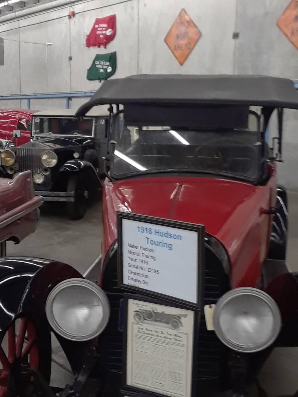 Yanke Motor Museum - museum  | Photo 9 of 10 | Address: 1090 Boeing St, Boise, ID 83705, USA | Phone: (208) 863-0212