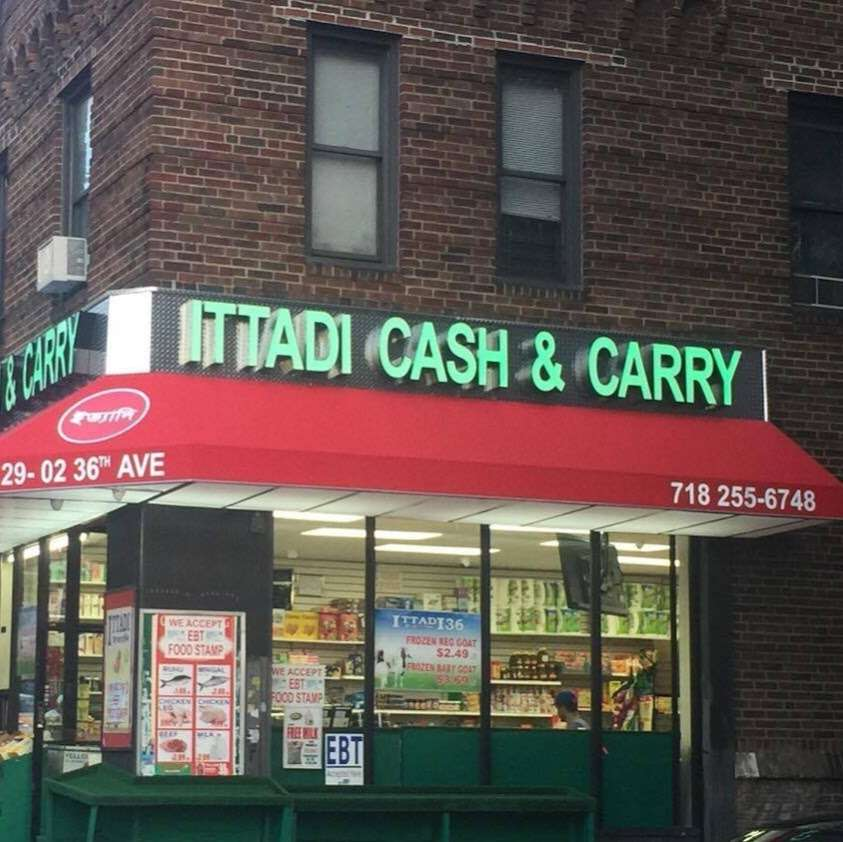 Ittadi Cash&Carry - store  | Photo 4 of 10 | Address: 29-02 36th Ave, Astoria, NY 11106, USA | Phone: (718) 255-6748