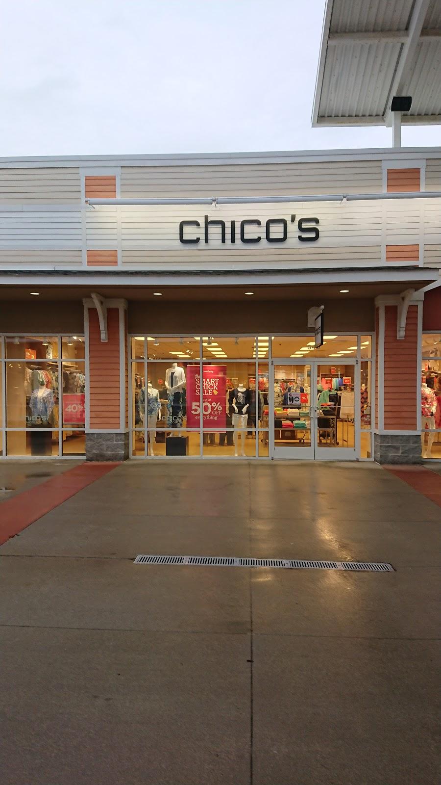 Chicos Off The Rack - jewelry store  | Photo 1 of 3 | Address: 2200 Tanger Blvd Ste 940, Washington, PA 15301, USA | Phone: (724) 228-1405