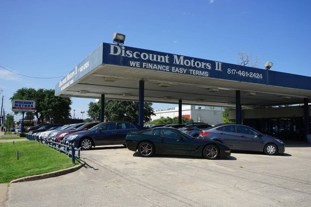 Discount Motors 2 - car dealer  | Photo 4 of 10 | Address: 620 N Collins St, Arlington, TX 76011, USA | Phone: (817) 461-2424