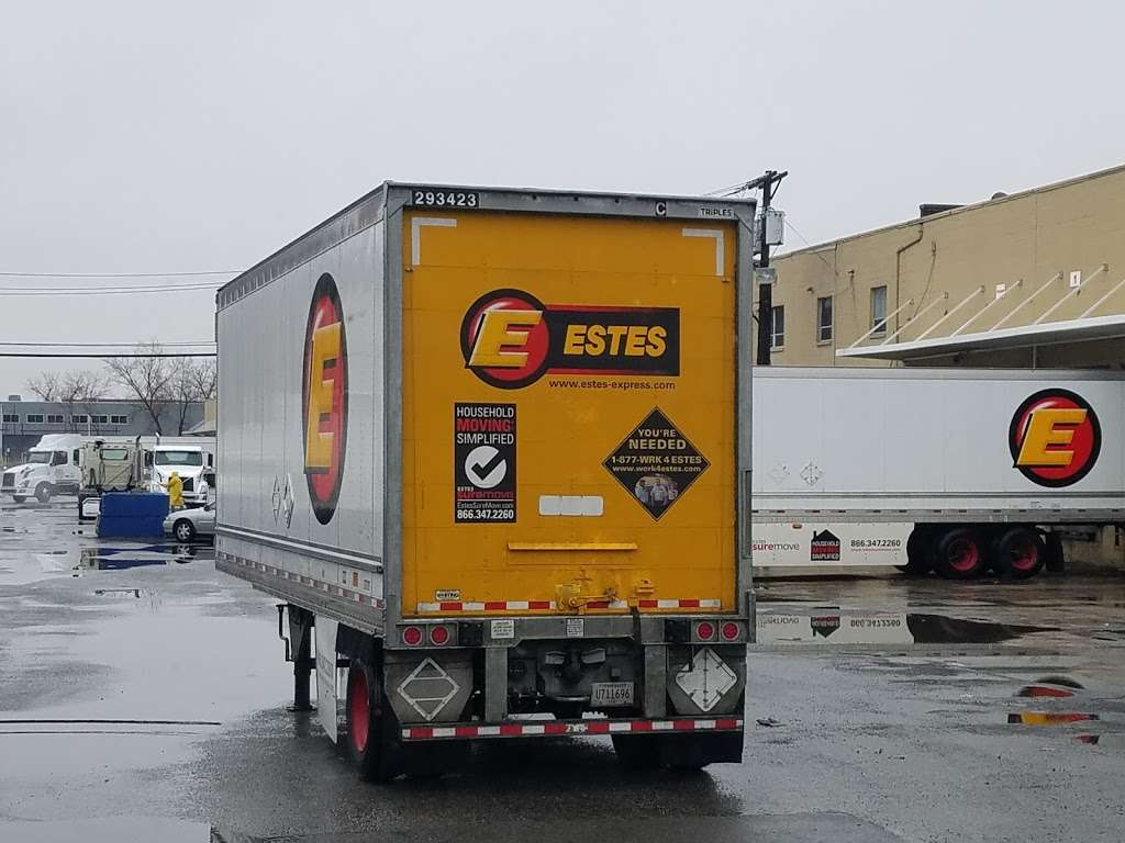 Estes Express Lines - moving company  | Photo 3 of 7 | Address: 2220 74th St, North Bergen, NJ 07047, USA | Phone: (201) 869-4238