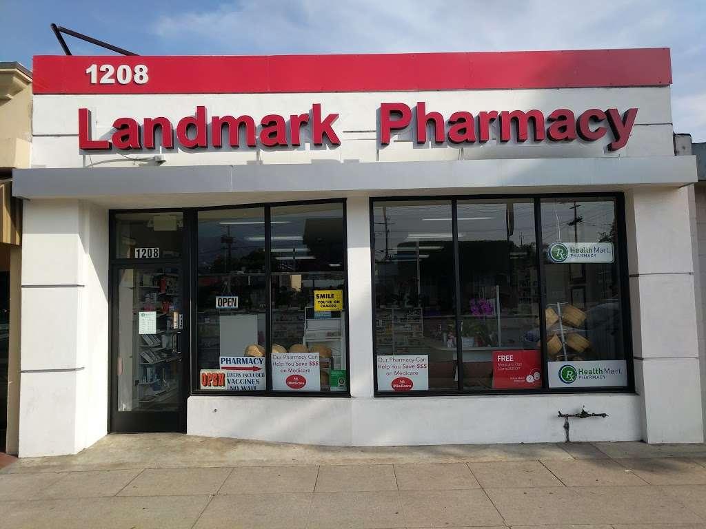 Landmark Specialty Pharmacy - pharmacy    Photo 1 of 3   Address: 1208 W Magnolia Blvd, Burbank, CA 91506, USA   Phone: (818) 260-0010