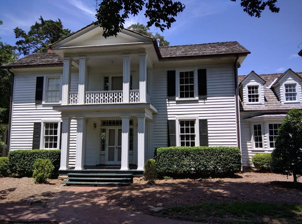 Historic Oak View County Park - park  | Photo 2 of 8 | Address: 4028 Carya Dr, Raleigh, NC 27610, USA | Phone: (919) 250-1013