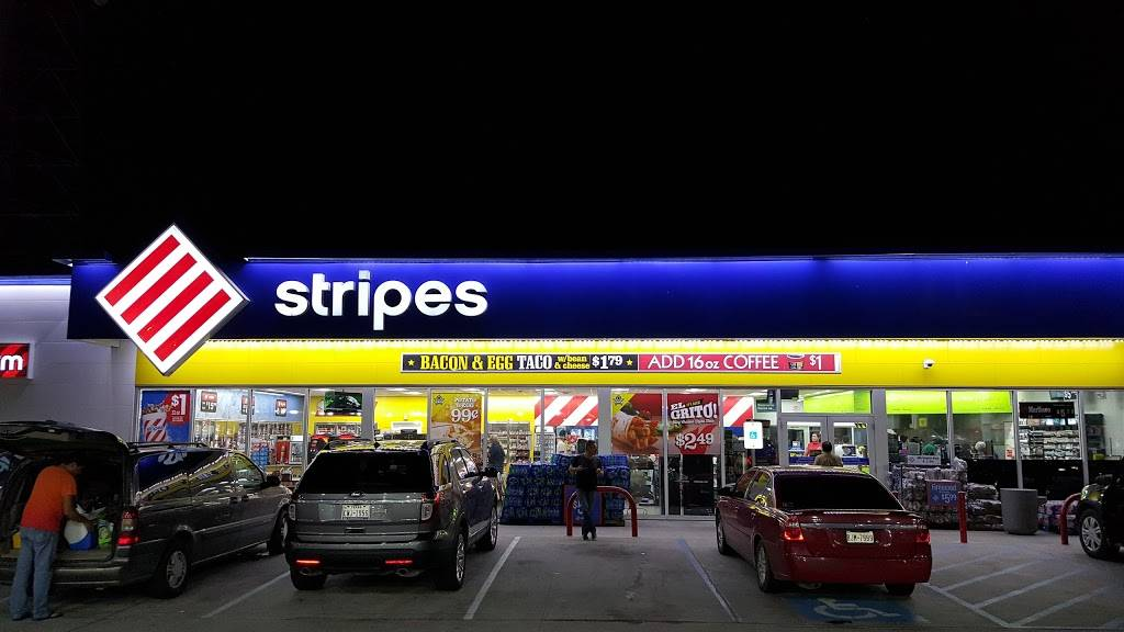 Stripes - convenience store    Photo 5 of 8   Address: 800 Voss Ave, Odem, TX 78370, USA   Phone: (361) 368-2387