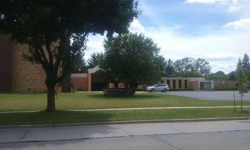 Holy Trinity Lutheran Church - church  | Photo 9 of 10 | Address: 11709 W Cleveland Ave, West Allis, WI 53227, USA | Phone: (414) 321-0700