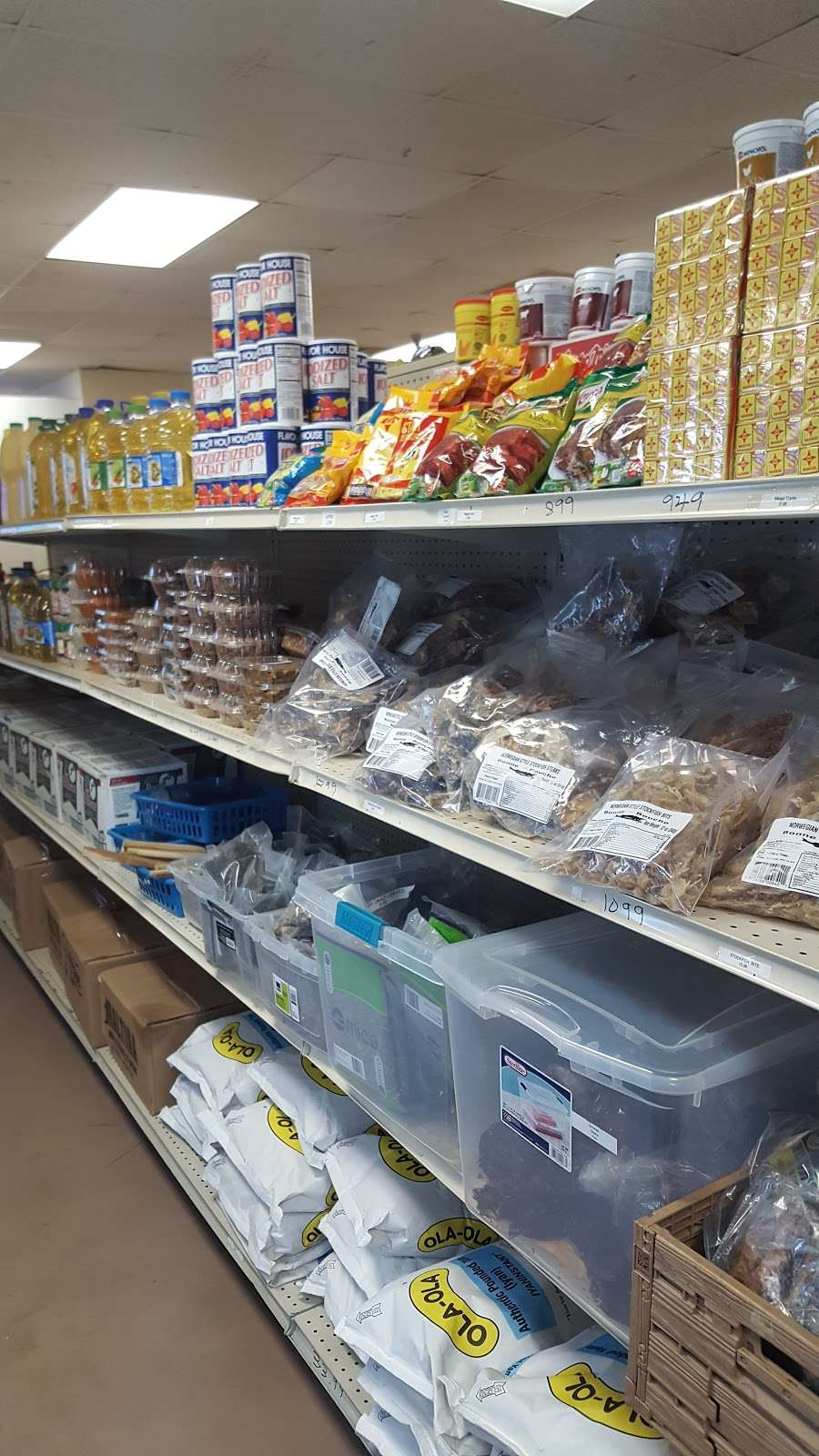 GMF Enterprises African Groceries - store  | Photo 4 of 10 | Address: 1712 N Frazier St Ste 106, Conroe, TX 77301, USA | Phone: (312) 622-4151