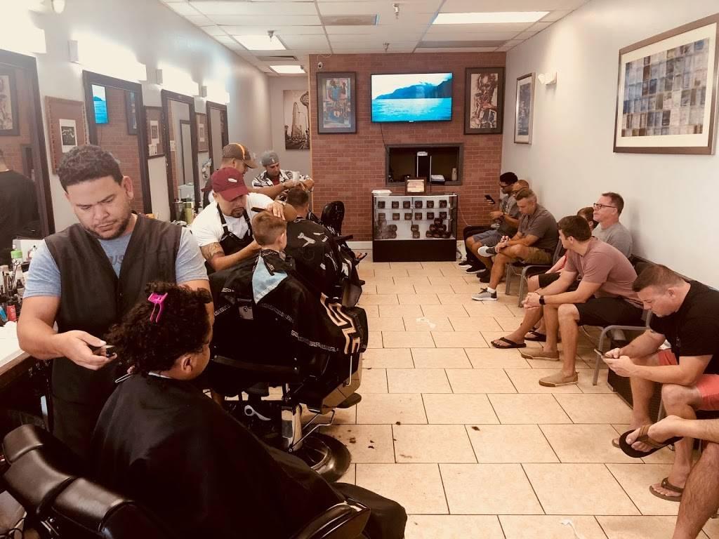 Scissors Edge Barber shop - hair care  | Photo 1 of 8 | Address: 1318 Seven Springs Blvd, New Port Richey, FL 34655, USA | Phone: (727) 375-0796