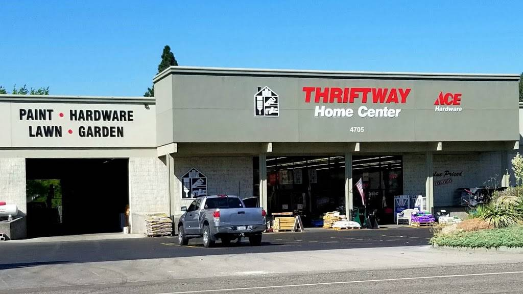 Thriftway Home Center & Ace Hardware - hardware store  | Photo 1 of 5 | Address: 4705 W State St, Boise, ID 83703, USA | Phone: (208) 342-1668