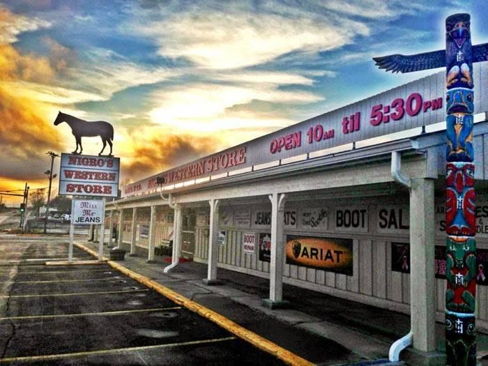 Nigros Western Stores - shoe store  | Photo 1 of 9 | Address: 3320 Merriam Ln, Kansas City, KS 66106, USA | Phone: (913) 262-7500