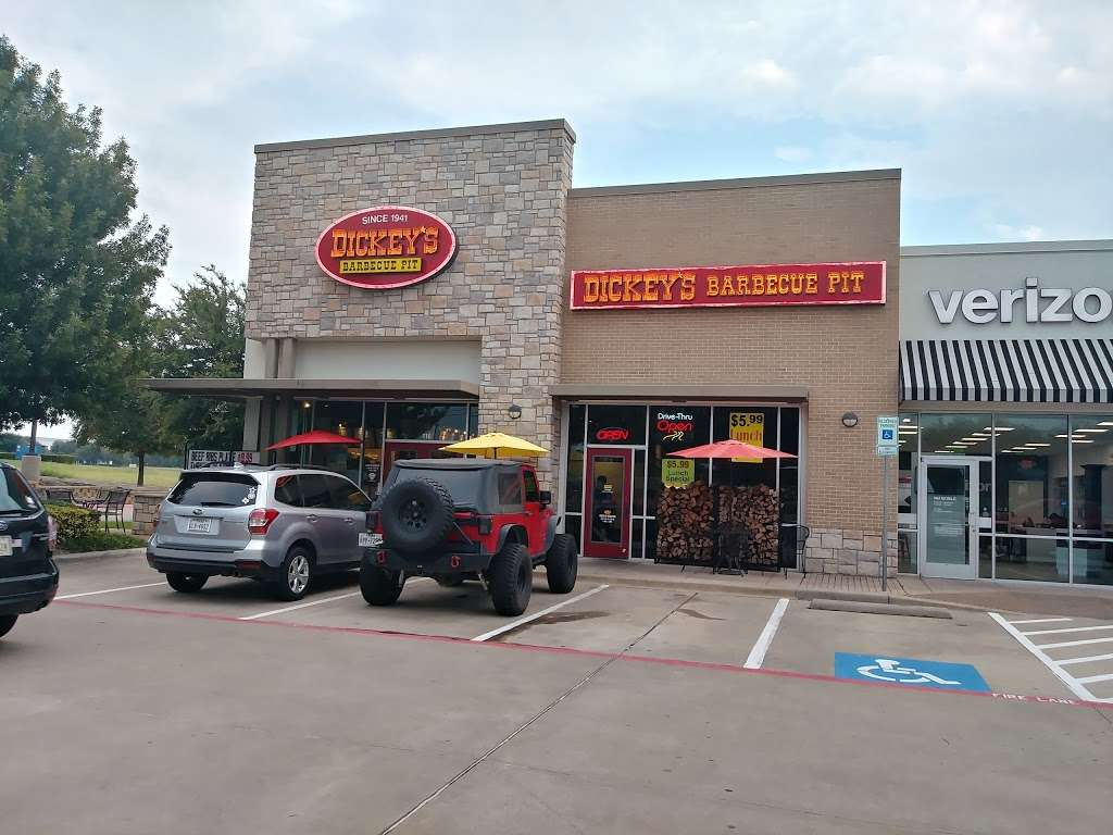 Dickeys Barbecue Pit - meal delivery    Photo 3 of 9   Address: 3220 E Hebron Pkwy, Carrollton, TX 75010, USA   Phone: (972) 307-1100