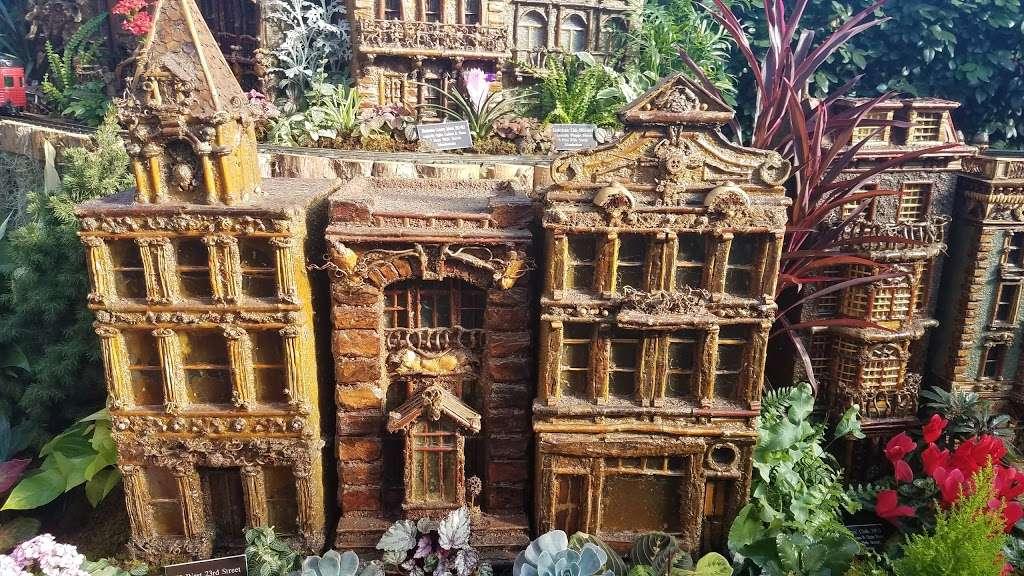 Botanical Gardens Station - museum  | Photo 1 of 7 | Address: 419 Botanical Square S, Bronx, NY 10458, USA | Phone: (212) 490-3460