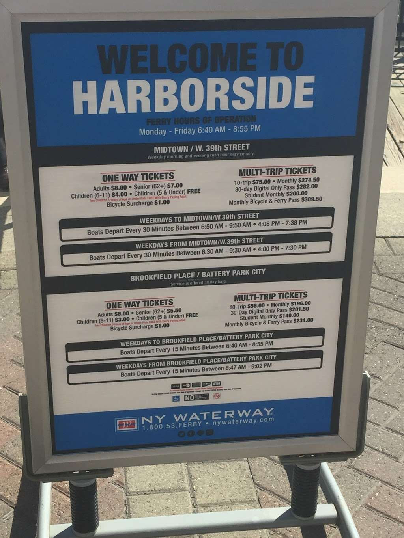 Harborside - transit station  | Photo 8 of 10 | Address: Jersey City, NJ 07302, USA