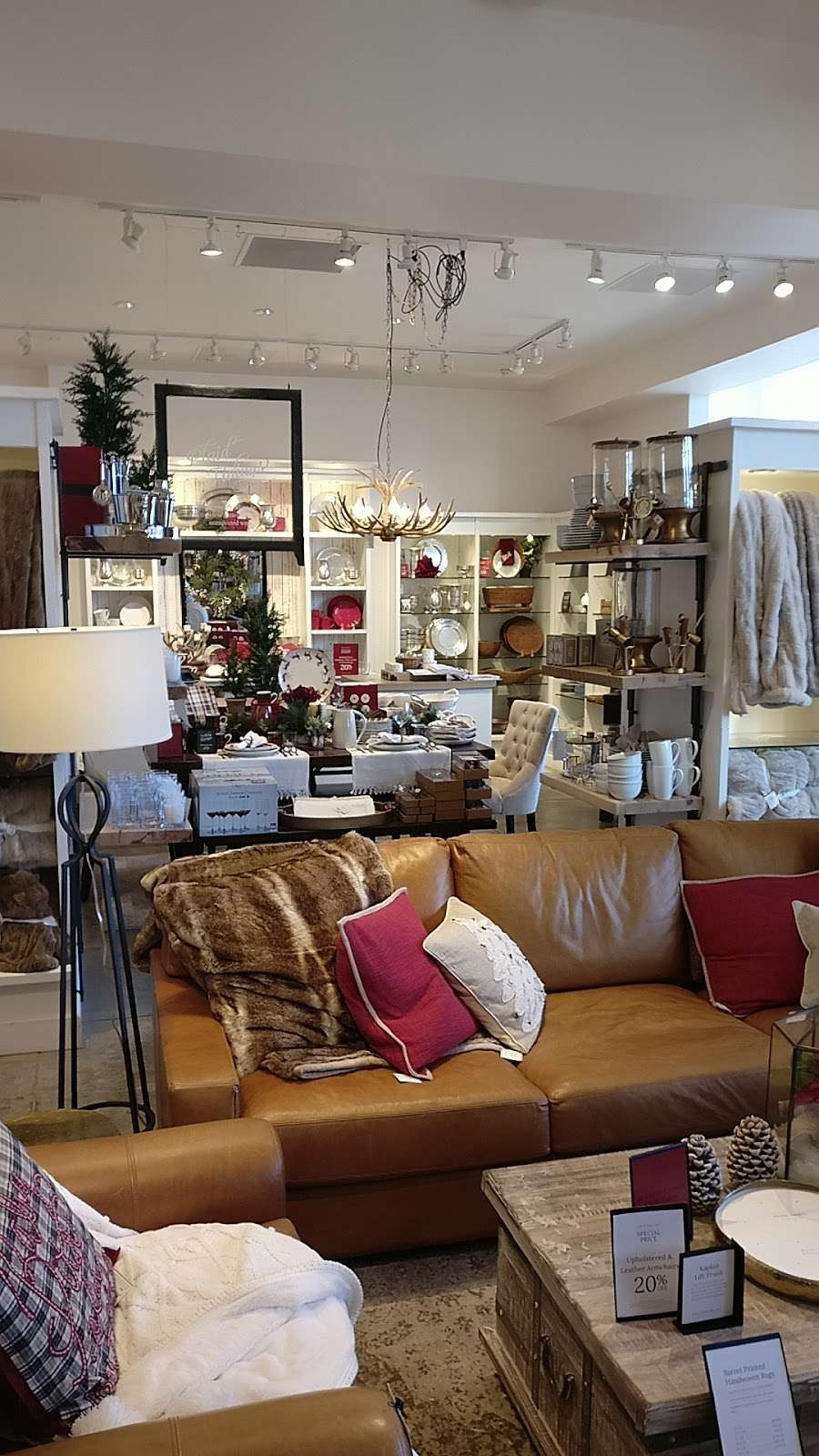 Pottery Barn - furniture store  | Photo 1 of 10 | Address: 7301 S Santa Fe Dr Unit 650, Littleton, CO 80120, USA | Phone: (303) 794-5220