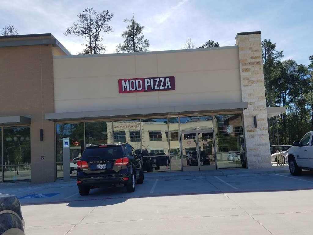 MOD Pizza - restaurant    Photo 3 of 10   Address: 4537 Kingwood Dr Suite 100, Kingwood, TX 77345, USA   Phone: (281) 360-0036