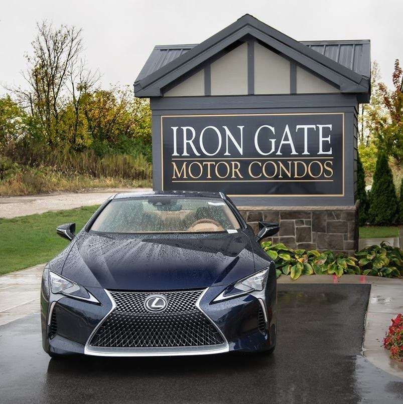 Iron Gate Motor Condos - storage  | Photo 5 of 10 | Address: 2228 W Ferry Rd #101, Naperville, IL 60563, USA | Phone: (630) 945-1085