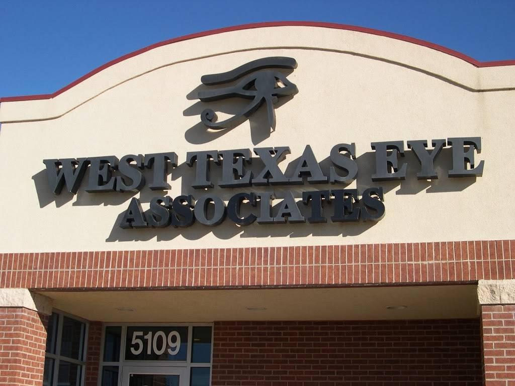 West Texas Eye Associates - health    Photo 1 of 8   Address: 12210 Quaker Ave, Lubbock, TX 79424, USA   Phone: (806) 792-5900