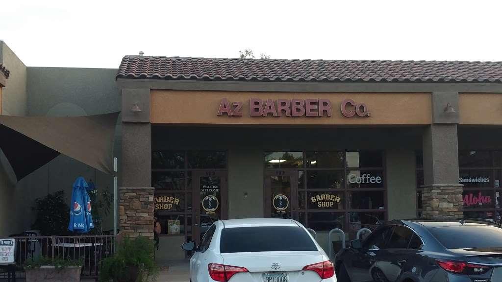Arizona Barber Co - hair care  | Photo 7 of 10 | Address: 8880 E Vía Linda # 103, Scottsdale, AZ 85258, USA | Phone: (480) 860-4650