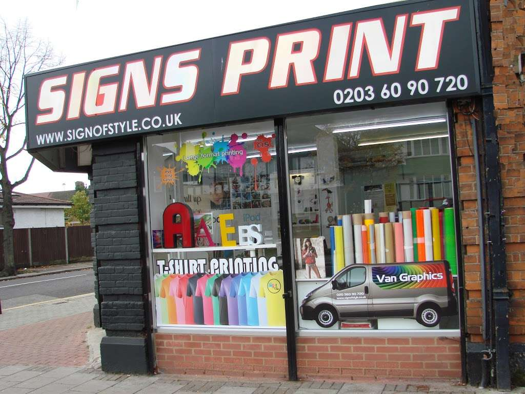 Sign of Style - clothing store  | Photo 3 of 10 | Address: 231 Harrow Rd, Wembley HA9 6DX, UK | Phone: 020 3609 0720