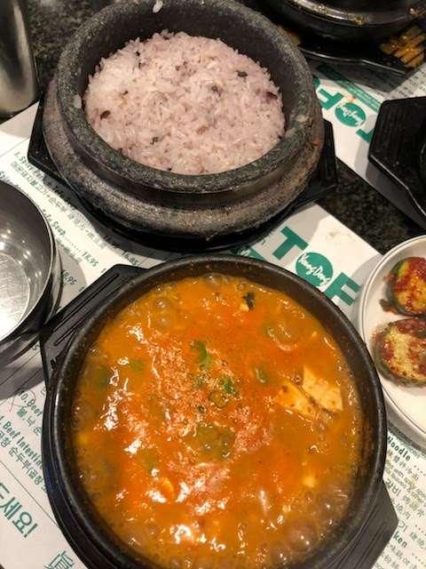 YoungDong Tofu - restaurant    Photo 9 of 10   Address: 3233 Grand Ave, Chino Hills, CA 91709, USA   Phone: (909) 613-1888