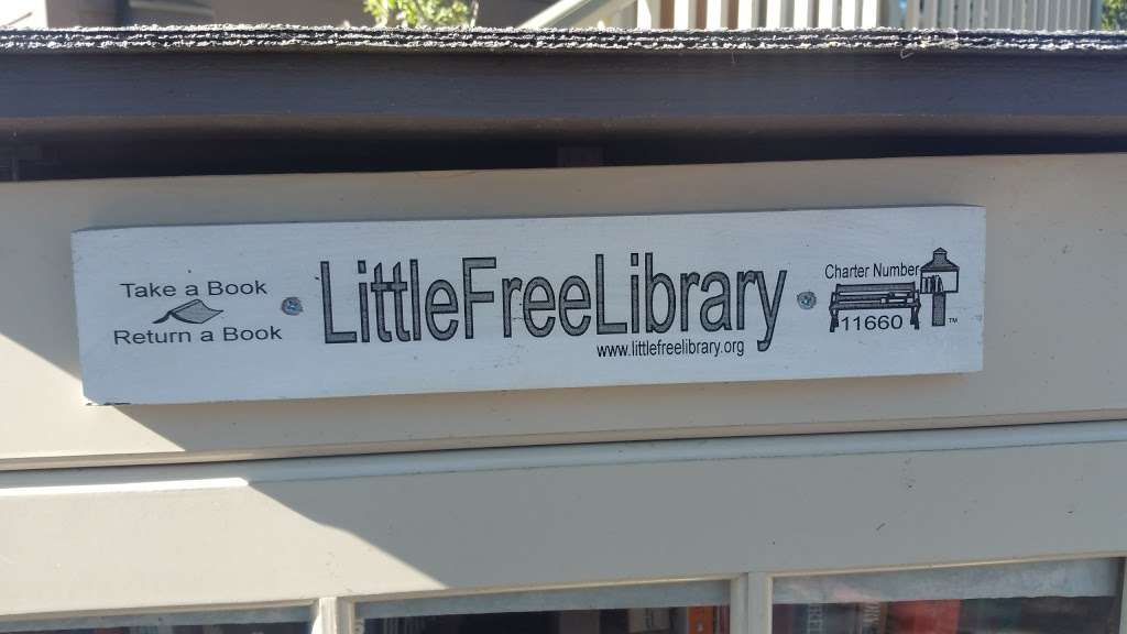 Little Free Library #11660 - library    Photo 2 of 3   Address: 1912 Fern St, San Diego, CA 92102, USA