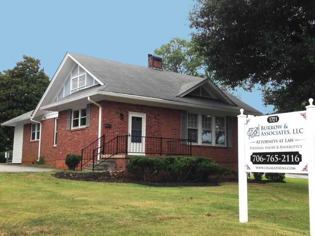 Burrow & Associates, LLC - Morrow, GA - lawyer  | Photo 5 of 8 | Address: 6452 S Lee St Ste 2, Morrow, GA 30260, USA | Phone: (678) 942-8673