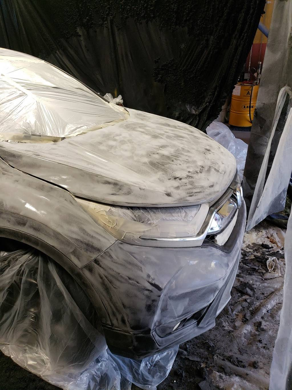 LINE-X of Winston Salem - car repair  | Photo 5 of 10 | Address: 5350 University Pkwy P, Winston-Salem, NC 27106, USA | Phone: (336) 744-5575