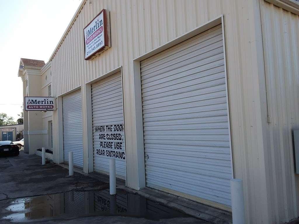 Merlin Automotive - car repair  | Photo 5 of 10 | Address: 216 FM78, Schertz, TX 78154, USA | Phone: (210) 945-8993