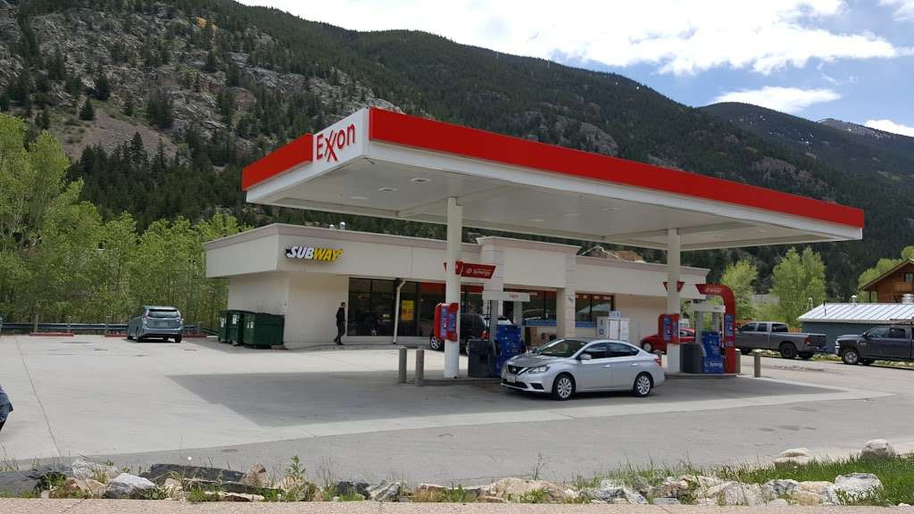 GEORGETOWN - gas station  | Photo 1 of 5 | Address: 1502 Argentine St, Georgetown, CO 80444, USA | Phone: (303) 569-5135