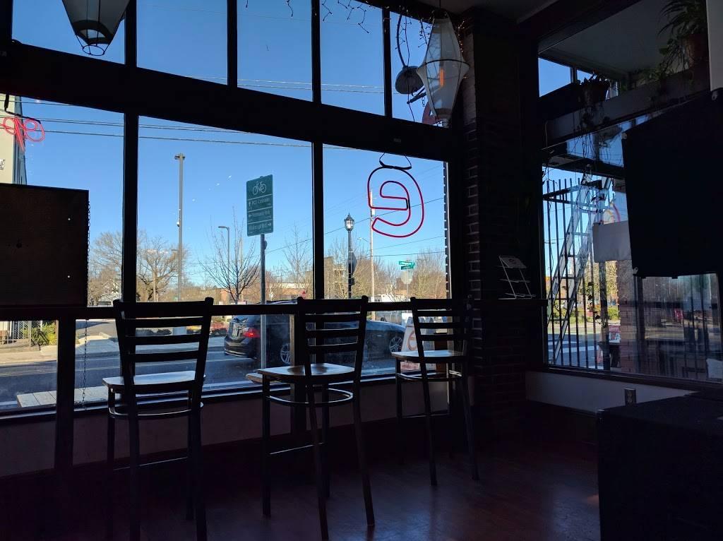 red e café roasters - art gallery  | Photo 4 of 10 | Address: 1006 N Killingsworth St, Portland, OR 97217, USA | Phone: (503) 998-1387