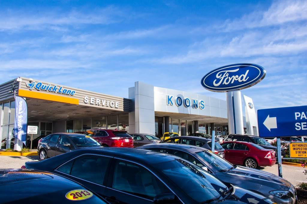 Koons Silver Spring Ford - car dealer  | Photo 5 of 7 | Address: 3111 Automobile Blvd #1, Silver Spring, MD 20904, USA | Phone: (855) 458-6764