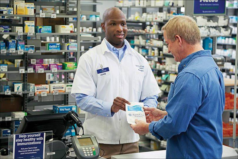Sams Club Pharmacy - pharmacy  | Photo 1 of 7 | Address: 3735 Union Rd, Cheektowaga, NY 14225, USA | Phone: (716) 684-3659