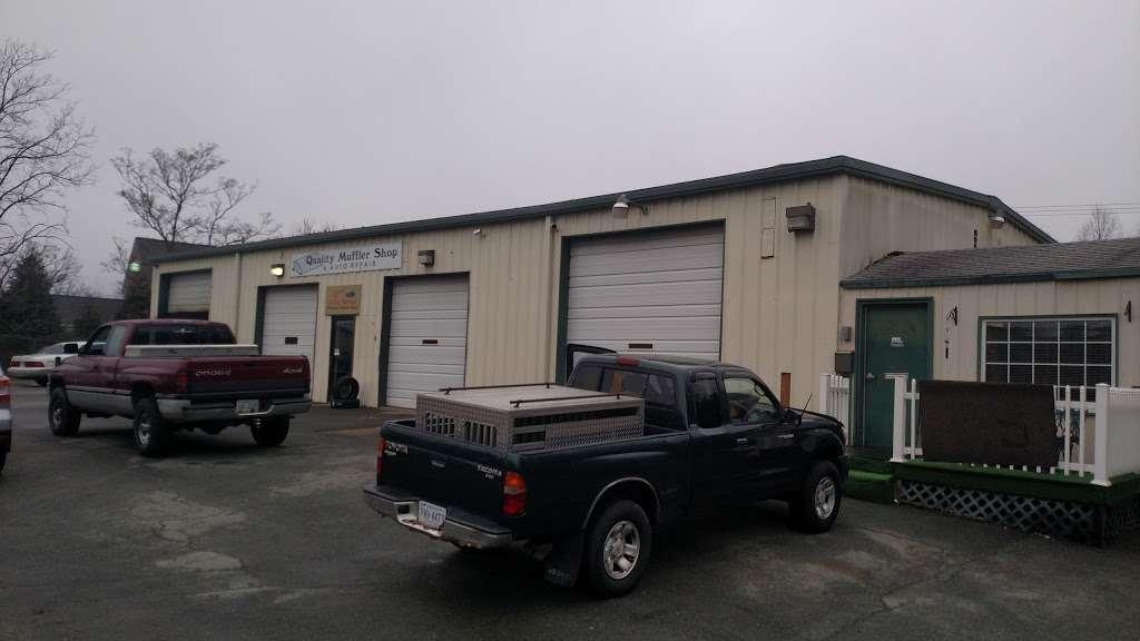 Kennys Auto & Quality Muffler - car repair  | Photo 3 of 10 | Address: 9984 3 Notch Rd, Troy, VA 22974, USA | Phone: (434) 589-5222