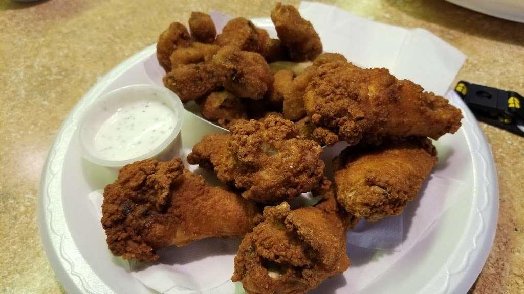 Chicken Express - restaurant    Photo 6 of 10   Address: 7300 Garth Rd, Baytown, TX 77521, USA   Phone: (281) 421-8400