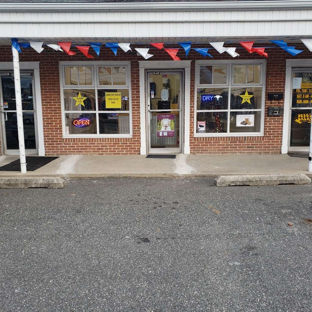 Sparks Dry Cleaners - laundry  | Photo 1 of 4 | Address: 255 Shell Rd, Carneys Point, NJ 08069, USA | Phone: (856) 299-3180