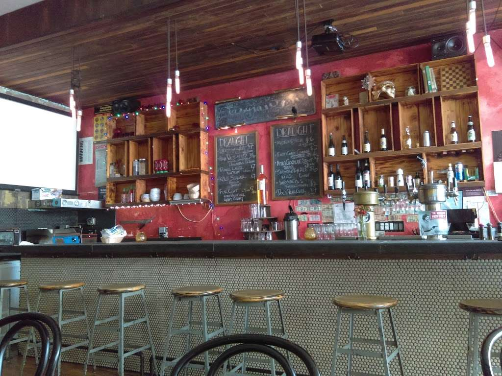 Idlewild - restaurant    Photo 5 of 10   Address: 24 St Nicholas Ave, Brooklyn, NY 11237, USA   Phone: (347) 305-3344