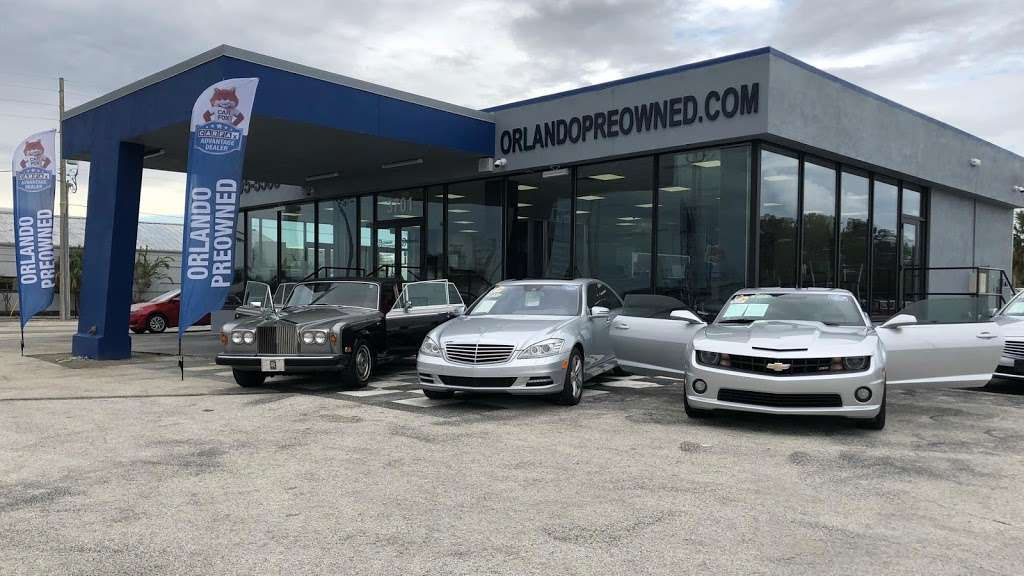 Orlando Preowned - car repair  | Photo 3 of 10 | Address: 3701 W Colonial Dr, Orlando, FL 32808, USA | Phone: (407) 295-5565
