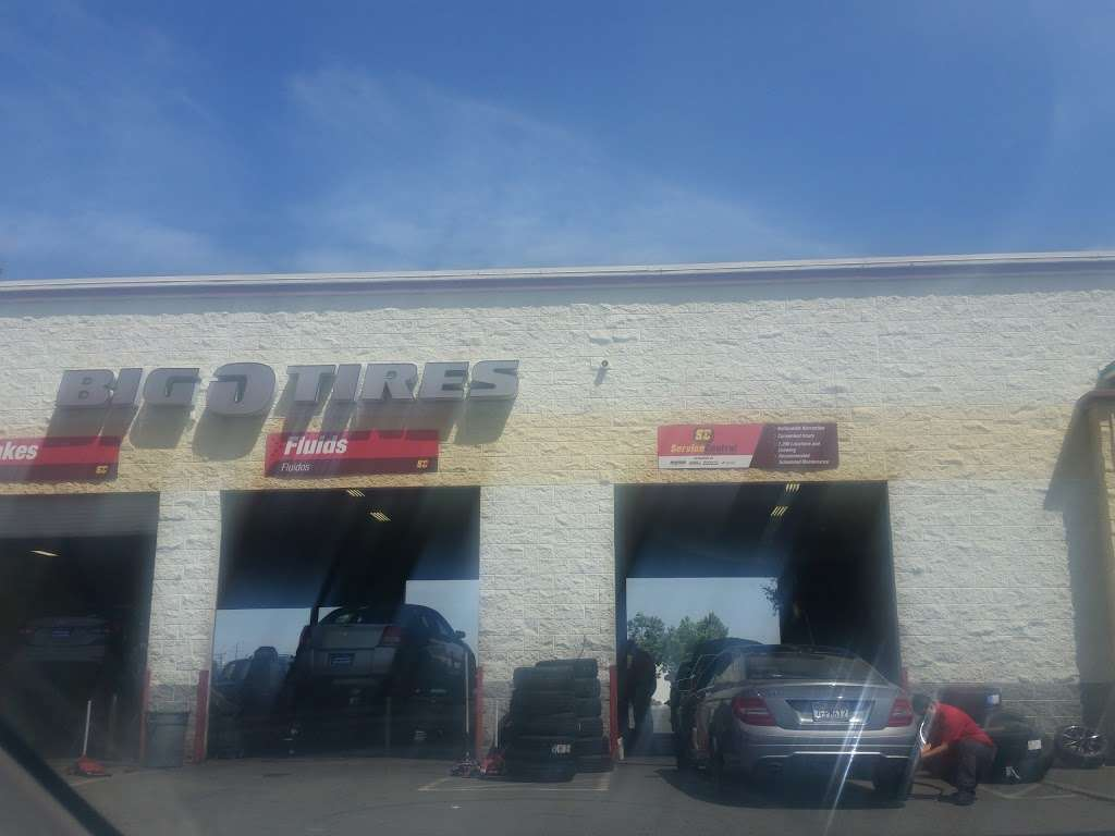 Big O Tires - car repair  | Photo 9 of 10 | Address: 1500 N Park Blvd, Pittsburg, CA 94565, USA | Phone: (925) 432-3883