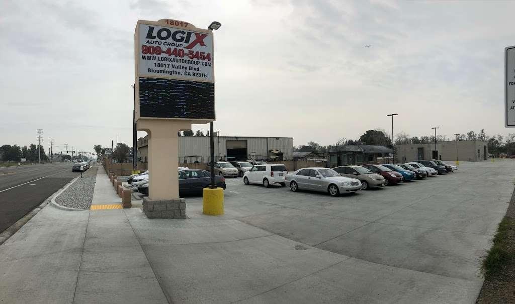 Logix Auto Group - car dealer  | Photo 4 of 10 | Address: 18017 Valley Blvd, Bloomington, CA 92316, USA | Phone: (909) 440-5454