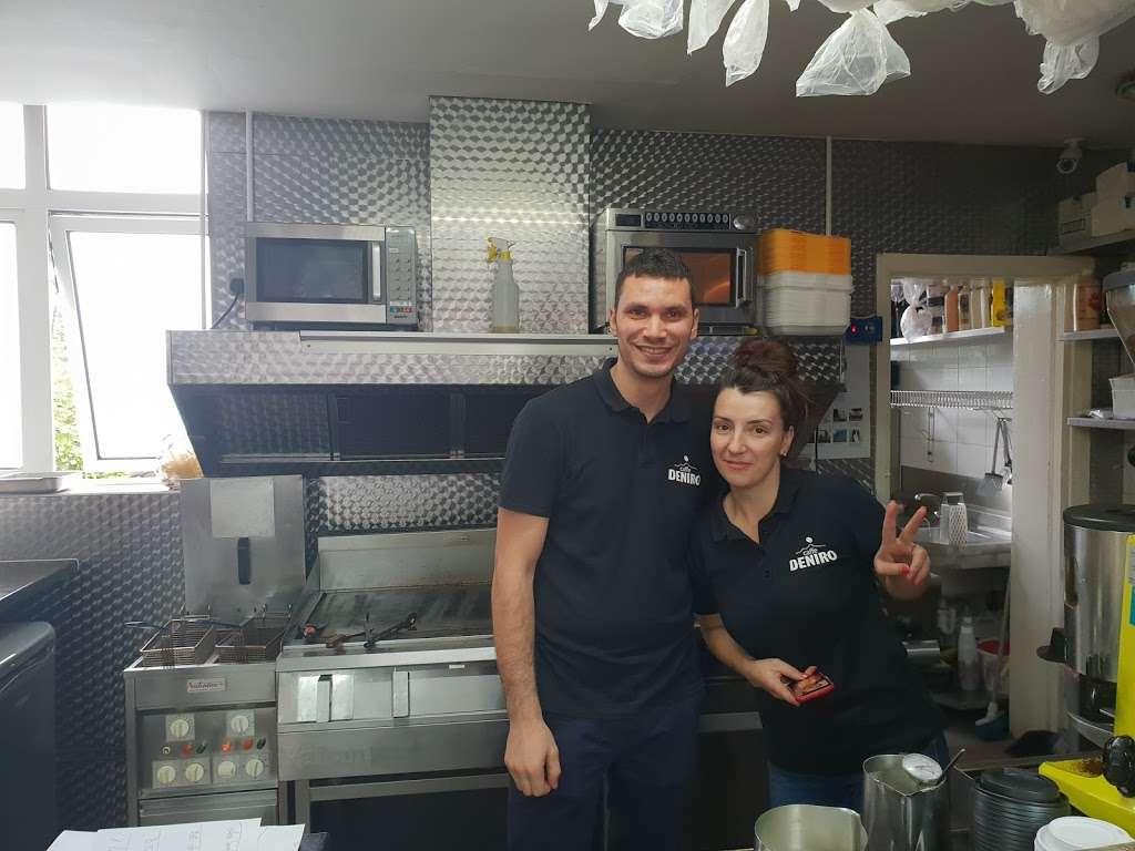 Café De Niro - cafe    Photo 3 of 3   Address: London SE25 6DP, UK   Phone: 07762 928823
