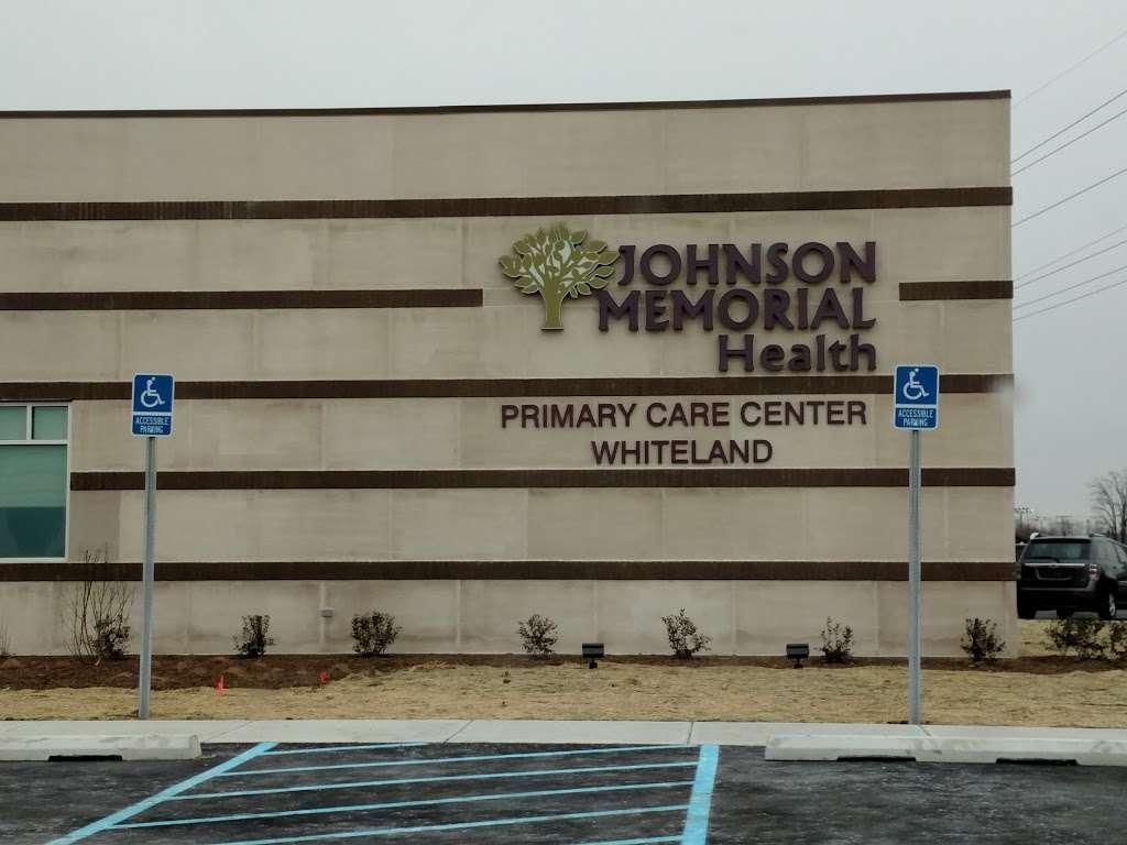 Johnson Memorial Health Whiteland Primary Care Center, 8 ...