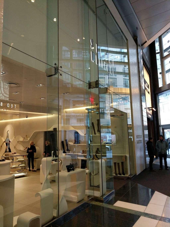 Stuart Weitzman - shoe store  | Photo 3 of 3 | Address: The Shops at Columbus Circle, 10 Columbus Cir #101b, New York, NY 10019, USA | Phone: (212) 823-9560