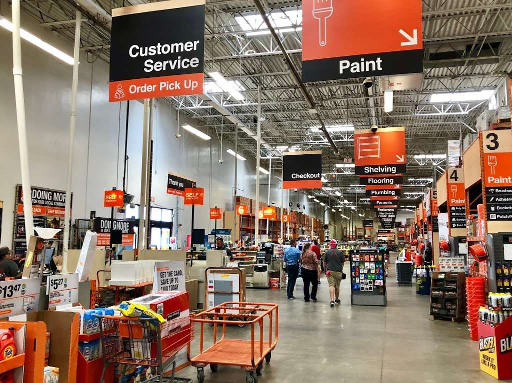The Home Depot - furniture store  | Photo 8 of 10 | Address: 20360 US-59, Humble, TX 77338, USA | Phone: (281) 540-2400