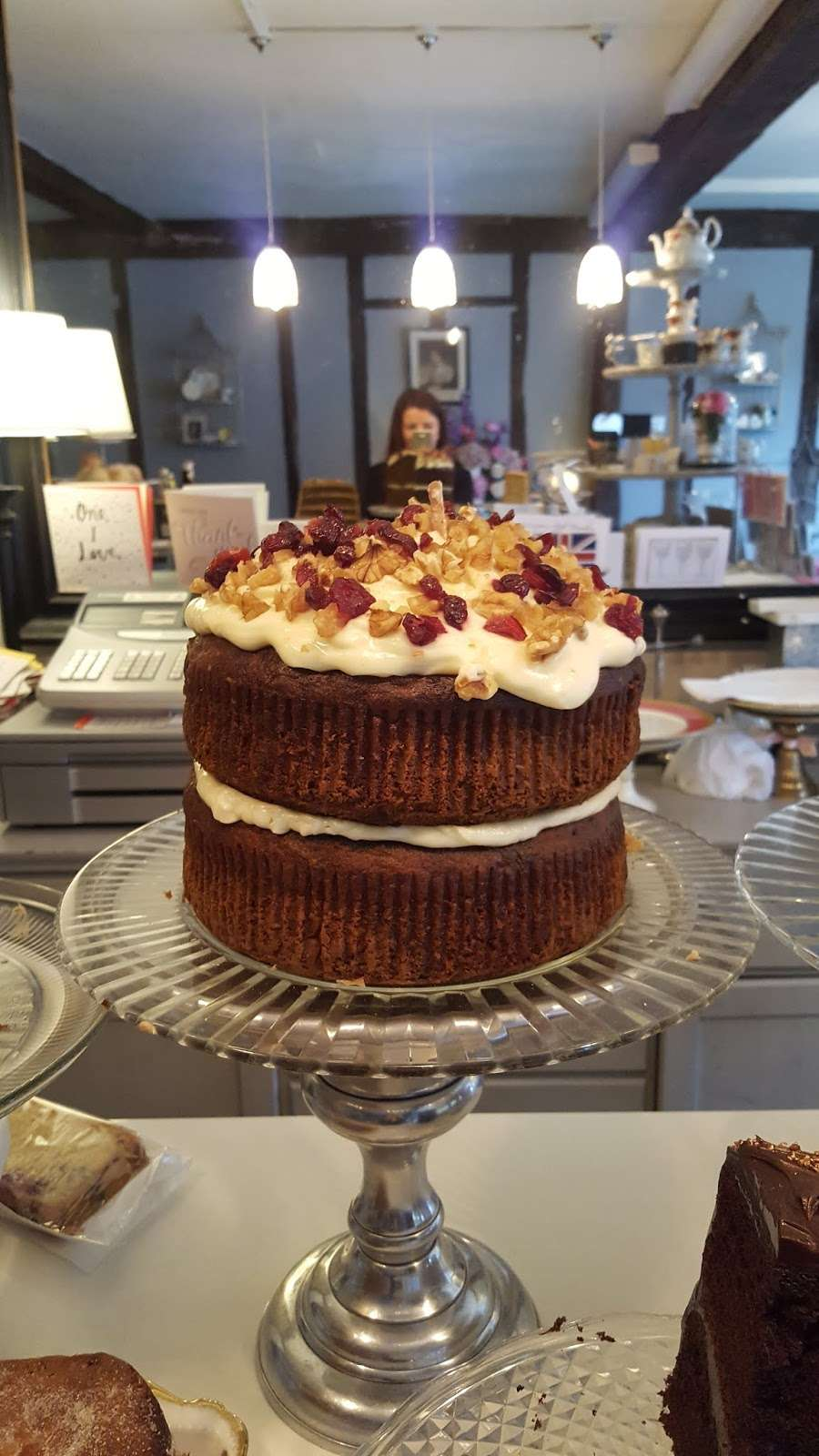 Lamingtons - cafe    Photo 7 of 10   Address: 25 High St, Bletchingley, Redhill RH1 4PB, UK   Phone: 07751 405020