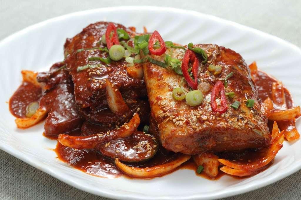 Hahm Ji Bach   함지박 - restaurant    Photo 5 of 10   Address: 40-11 149th Pl, Flushing, NY 11354, USA   Phone: (718) 460-9289