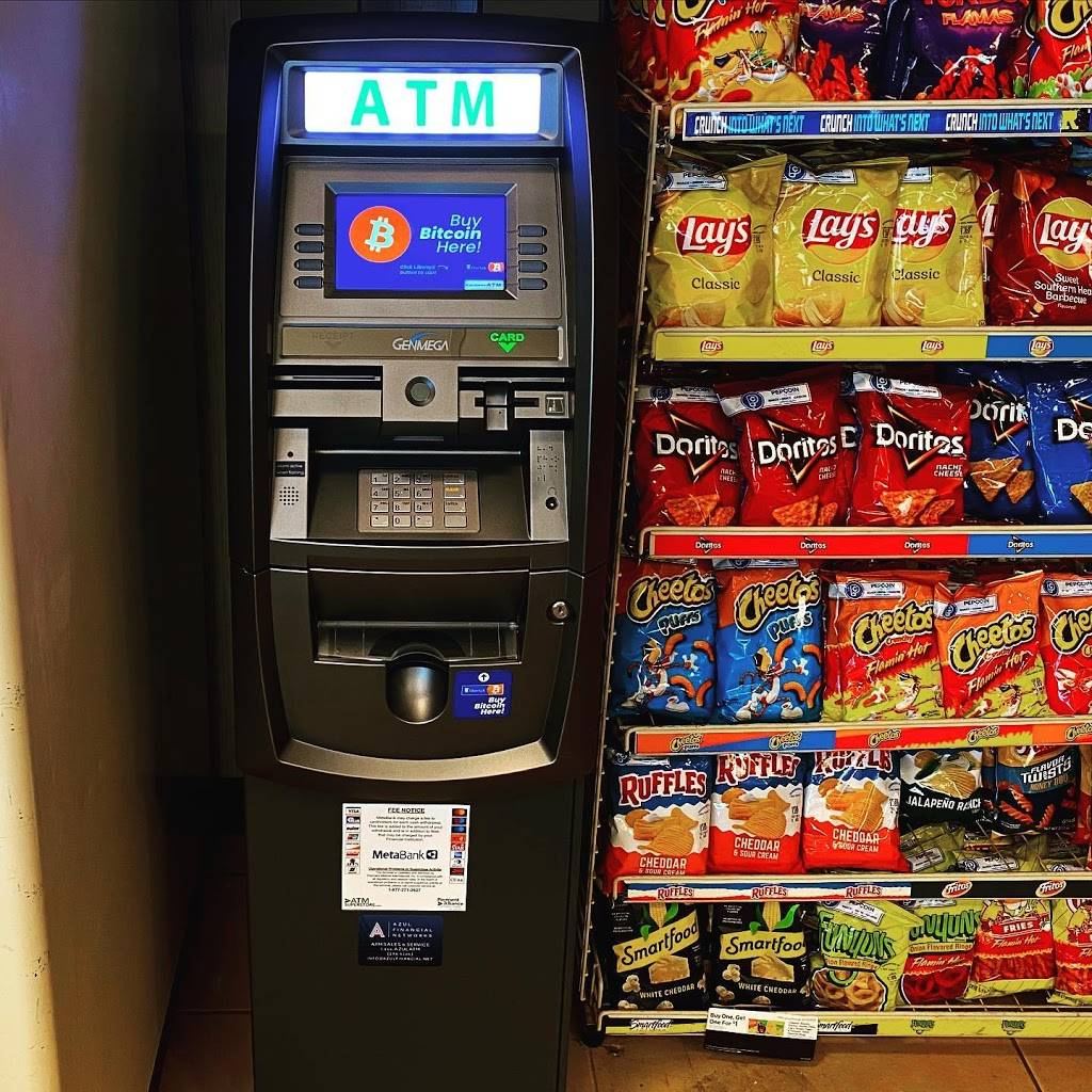 LibertyX Bitcoin ATM - atm  | Photo 4 of 7 | Address: 16401 N Rockwell Ave, Edmond, OK 73013, USA | Phone: (800) 511-8940