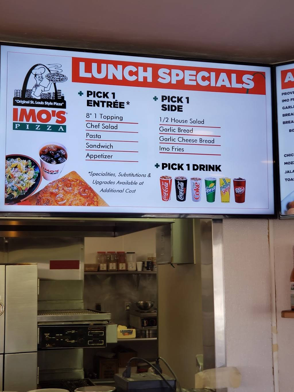 Imos Pizza - meal delivery  | Photo 2 of 8 | Address: 133 Fiedler Ln, Fenton, MO 63026, USA | Phone: (636) 349-3399
