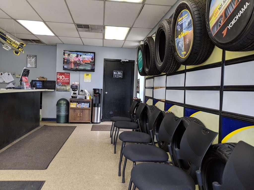 Mr. Tire Auto Service Centers - car repair  | Photo 2 of 9 | Address: 1209 Highway 9 North, Old Bridge, NJ 08857, USA | Phone: (732) 375-1646
