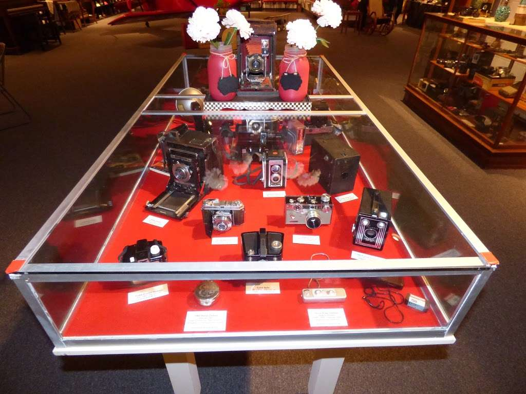 20th Century Technology Museum - museum  | Photo 4 of 10 | Address: 3615 N Richmond Rd, Wharton, TX 77488, USA | Phone: (979) 282-8810